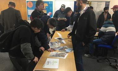 Pacy and Wheatley student site visits