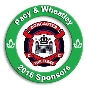 Pacy Sponsor Doncaster Wheelers