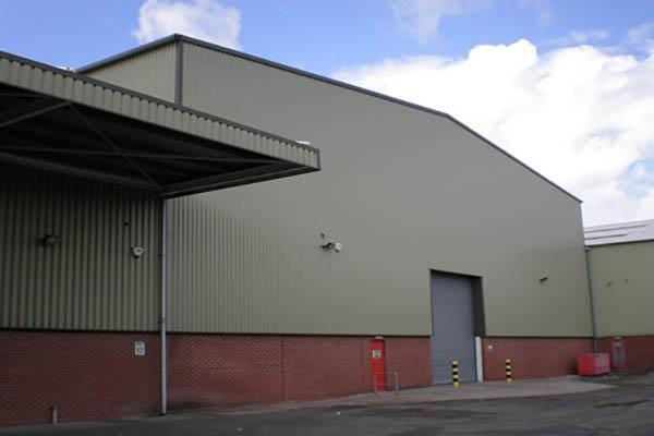 Commercial Construction in Doncaster, Hexthorpe