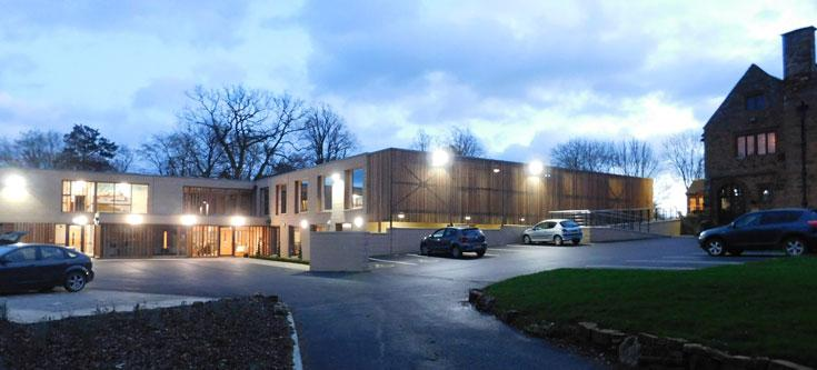Healthcare Construction Northamptonshire