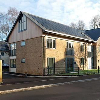 St Johns Mews York Construction