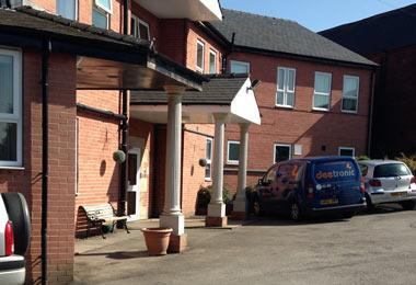Healthcare Refurbsihment - Wakefield